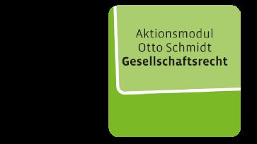 Aktionsmodul Gesellschaftsrecht