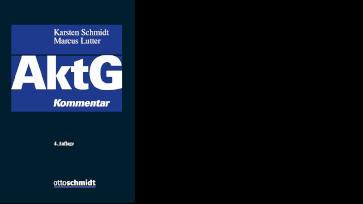 Schmidt/Lutter, Aktiengesetz