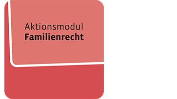 Aktionsmodul Familienrech