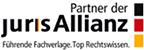 Partner der Juris Allianz - Führende Fachverlage. Top Rechtswissen.